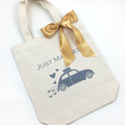 just married welcome bags