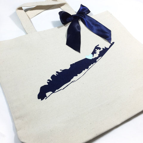 long island new york custom totes