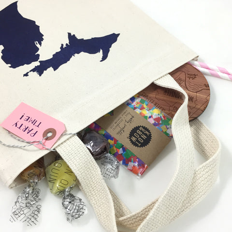 michigan welcome gift bags for weddings