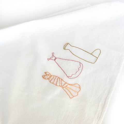 DIY embroidery pattern