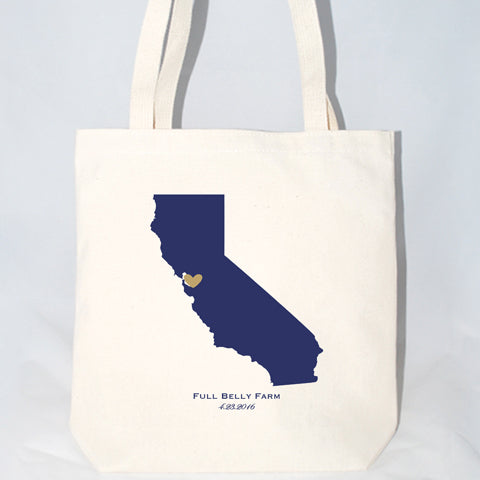 california hotel welcome bags for out of town guests