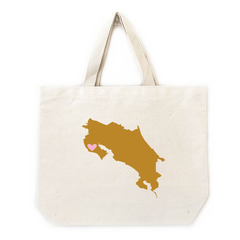 costa rica totes for out of town wedding guests