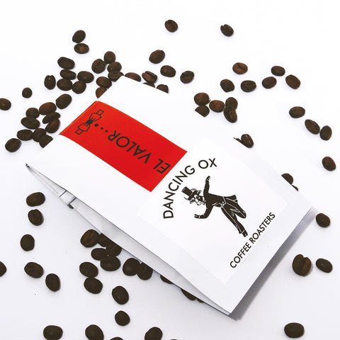 ox coffee roasters for welcome bags and bridal party gifts