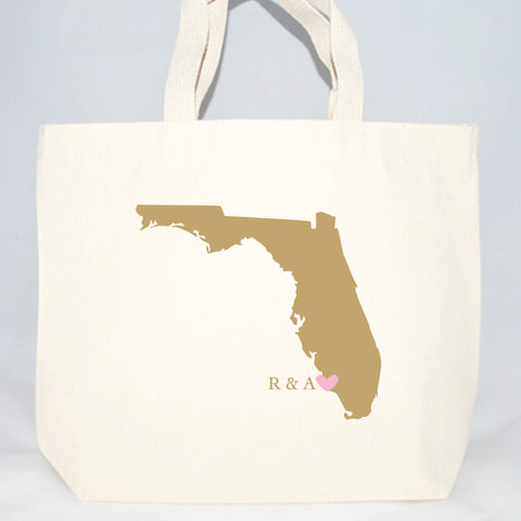 florida hotel out of town gift bags