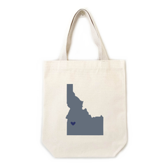 Idaho hotel gift bags custom sizes colors and personalization