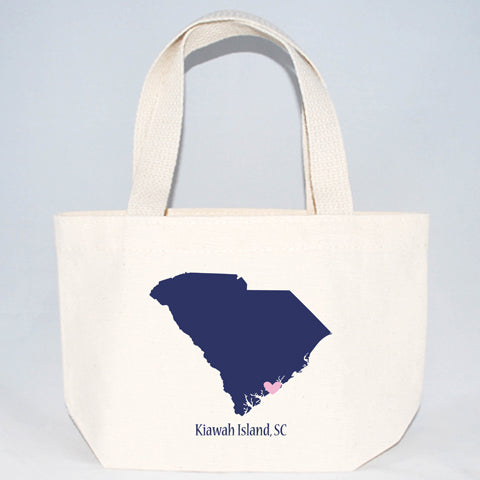 kiawah south carolina hotel welcome bags