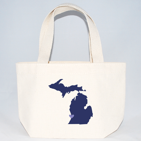 michigan wedding welcome bags xs totes