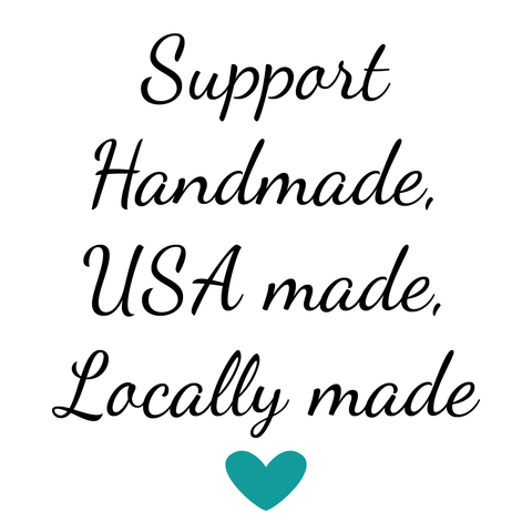 handmade locally made products