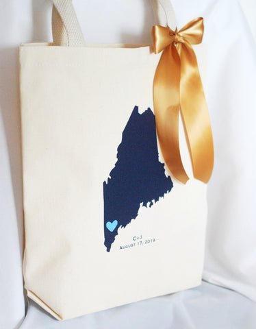 large maine totes