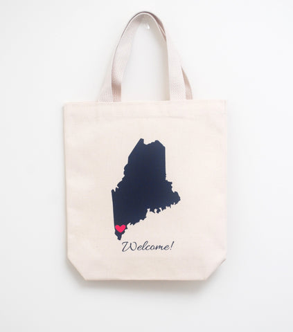 small maine totes