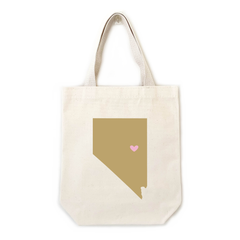 Nevada bulk tote bags for events, bridesmaids, welcome gifts