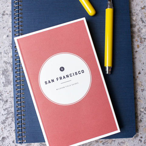 san francisco field guides for weddings