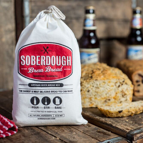 soberdough bread mix for beer welcome bags