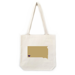 Personalized hotel gift bags for South Dakota weddings