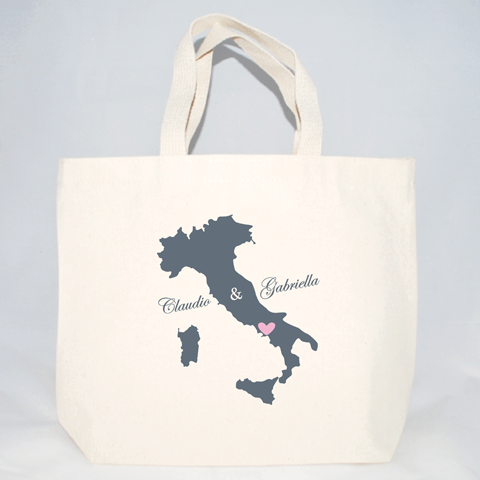 italy wedding welcome bags