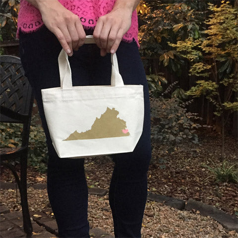 virginia welcome totes
