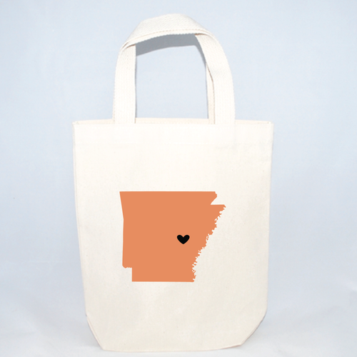 destination welcome bags for Arkansas weddings