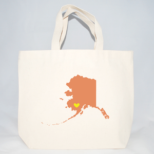 Alaska welcome bag ideas