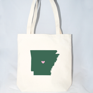 wedding and event totes for arkansas weddings