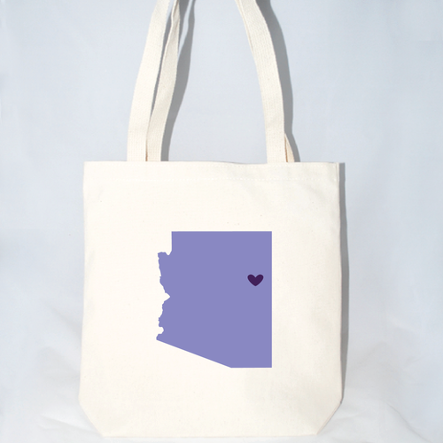 Arizona large welcome wedding totes