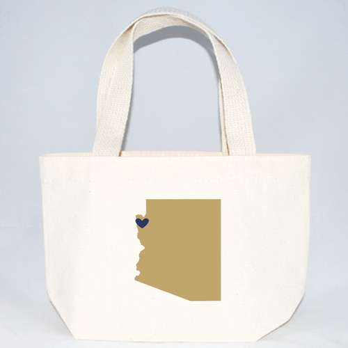 tote bags for Arizona out of town wedding guests