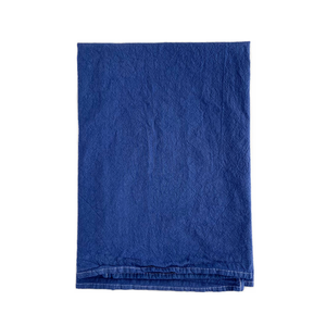 blue tea towels blank for diy projects