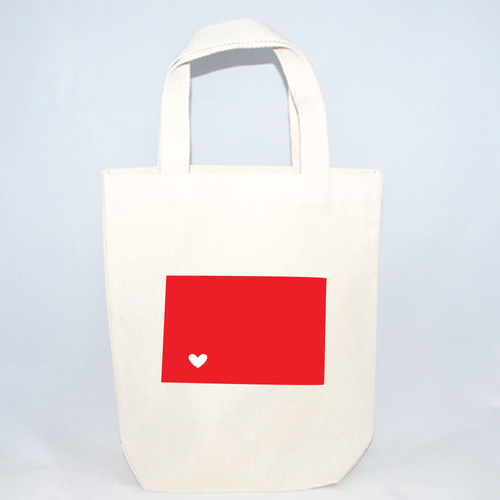 CO tote bags