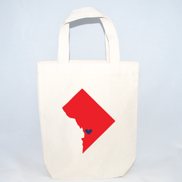 small washington dc totes