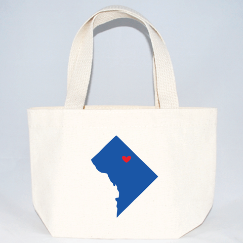 washington dc xs totes