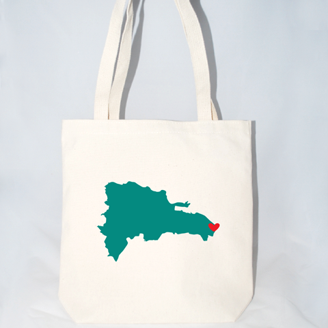 dominican republic large beach totes