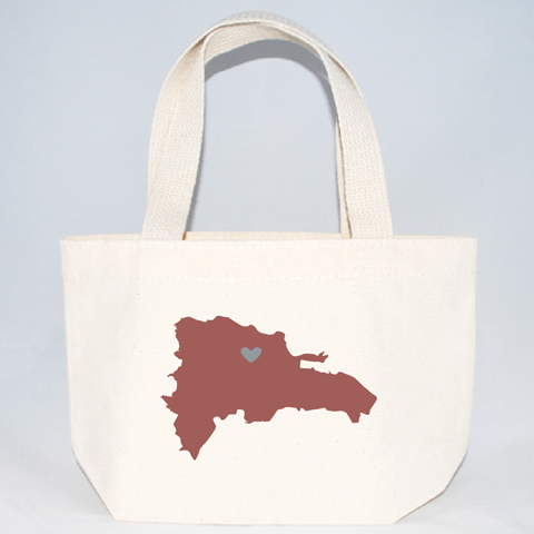 dominican republic welcome totes