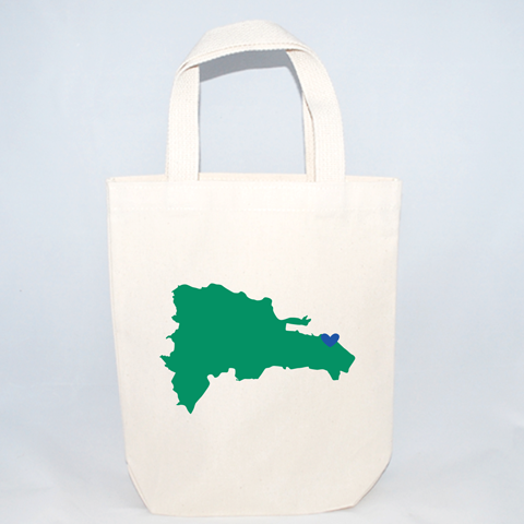 dominican republic welcome totes for out of town guests