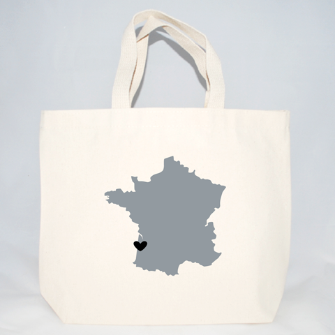 medium wedding welcome bags for french wedding