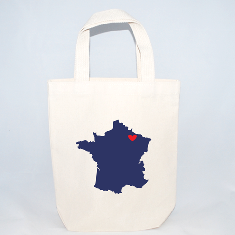 small french wedding welcome bags