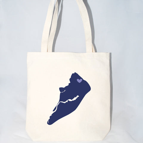 Hilton Head Welcome Totes - Large