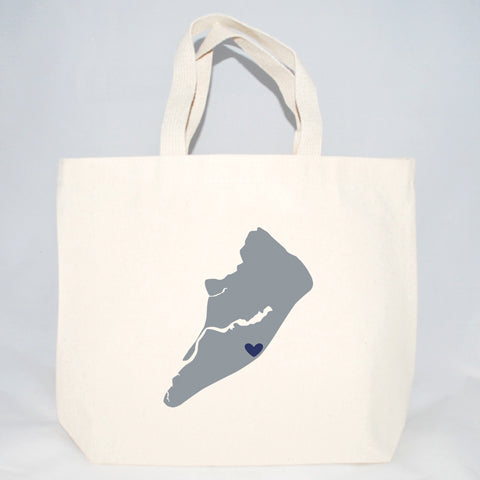 Hilton Head Tote Bags - Medium