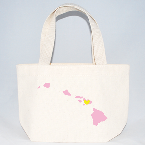 Destination wedding welcome bags for hotel guests in Hawaii.