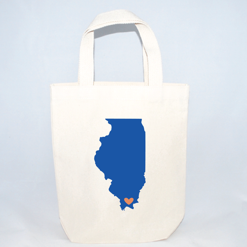 Illinois small totes
