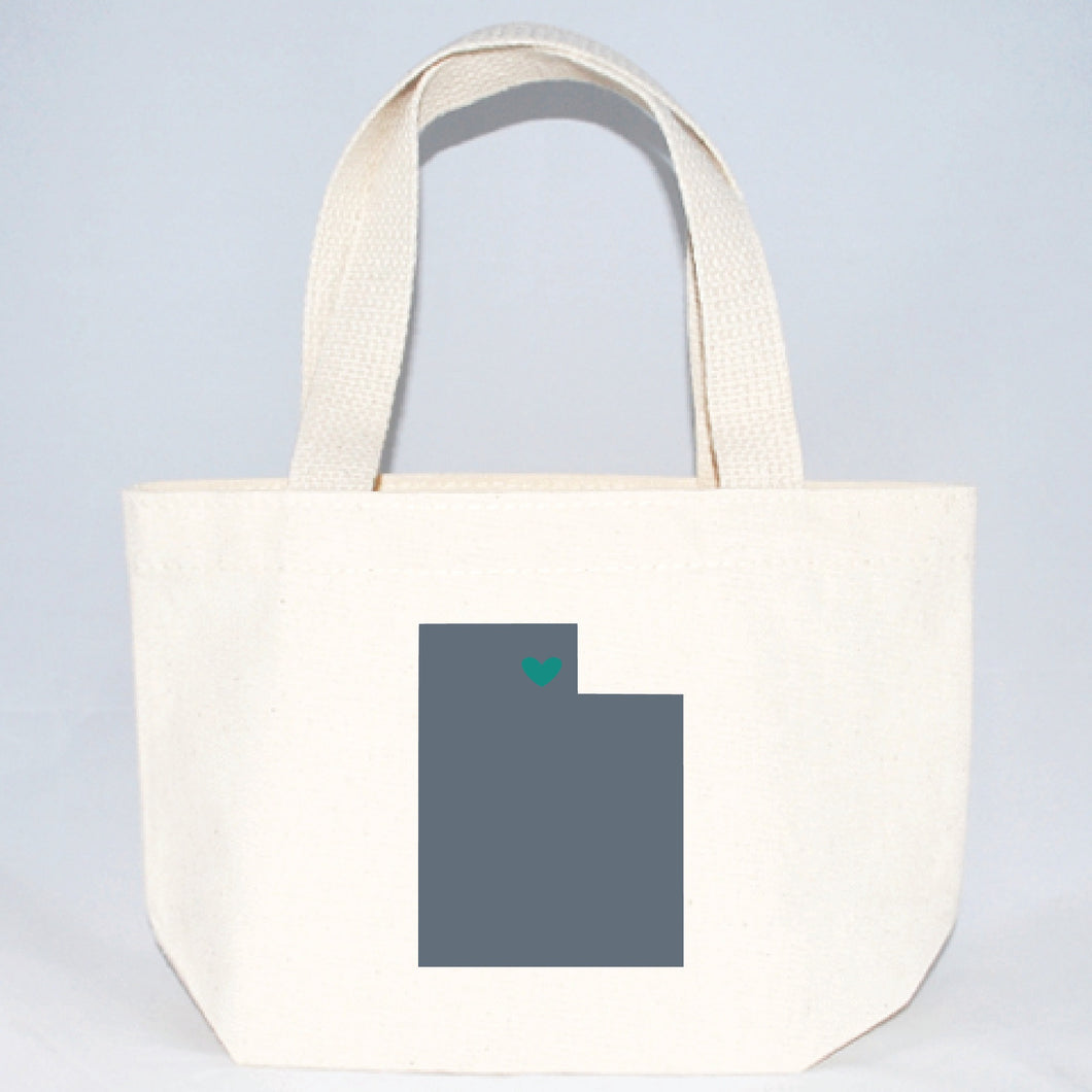 Utah xs tote bags for weddings and events
