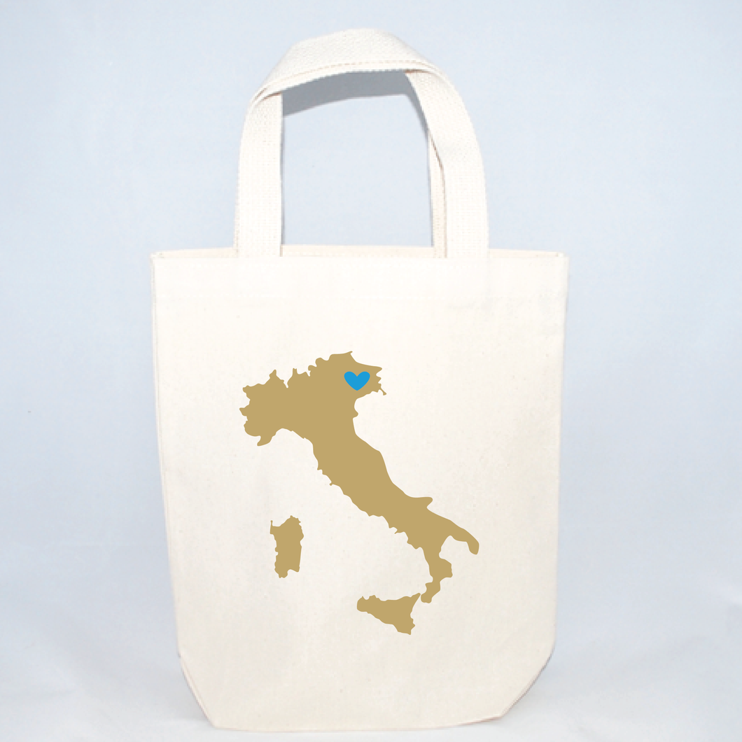 Italy small tote bags for weddings