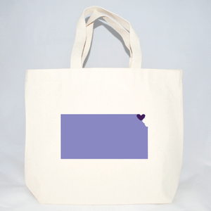 Kansas medium totes for weddings and events