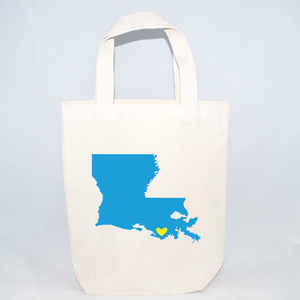 Bulk discount wedding welcome bags Louisiana small