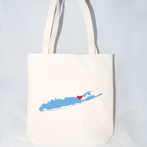 Long Island welcome bags