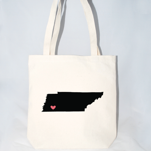 large tennessee tote bags