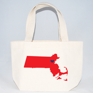 XS Massachusetts wedding welcome bags