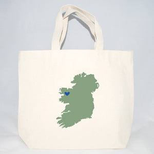 medium ireland totes for destination weddings