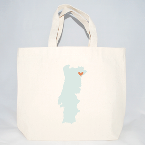 Portugal wedding welcome totes
