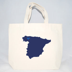 spain destination welcome bags