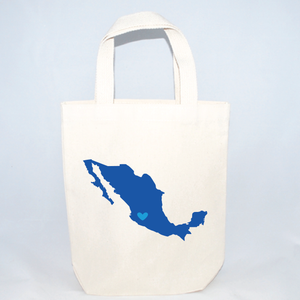 Mexico small totes for weddings