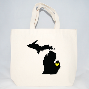 Michigan Wedding Gift Bags - Medium